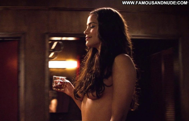 Paula Patton The Beginning Big Tits Breasts Topless Babe Bed Toples