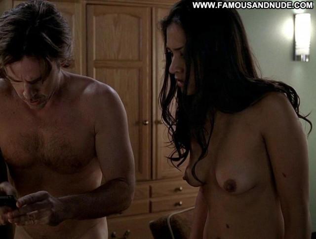 Janina Gavankar True Blood Babe Dressing Room Celebrity Car Big Tits