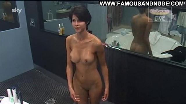 Micaela Schaefer Big Brother Nude Germany Posing Hot Babe Beautiful