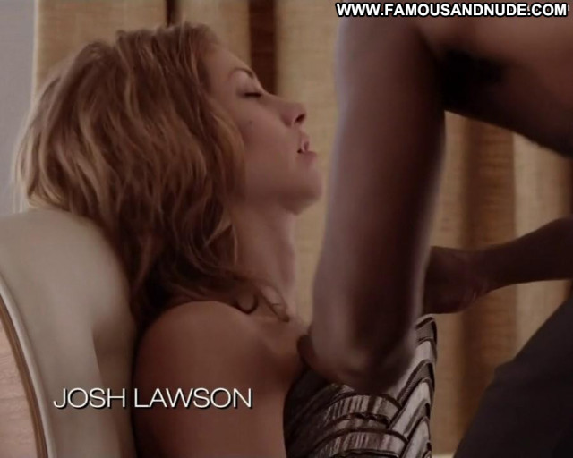 Dawn Olivieri House Of Lies Nude Babe Ass Big Tits Chair Beautiful