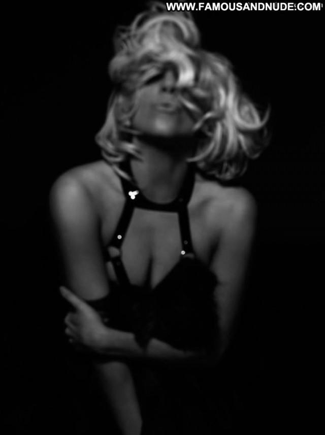 Lady Gaga V Magazine Babe Bar Beautiful Breasts Singer Big Tits See