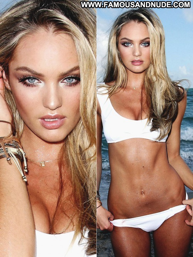 Candice Swanepoel Nude Babe Beautiful Posing Hot Celebrity