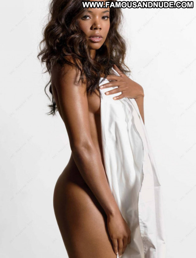Gabrielle Union No Source  Celebrity Posing Hot Babe Beautiful Nude