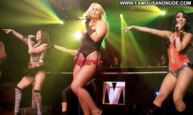 Brooke Hogan Paparazzi Celebrity Posing Hot Babe Club Beautiful