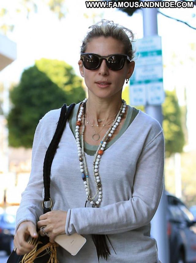 Elsa Pataky Beverly Hills  Babe Beautiful Paparazzi Celebrity Skirt