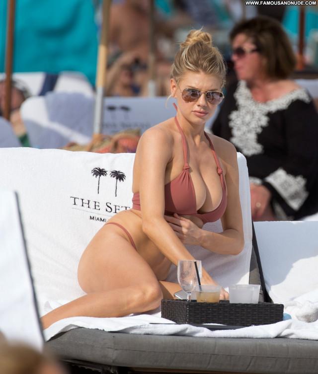 Charlotte Mckinney No Source Candids Nude Bikini Candid Celebrity