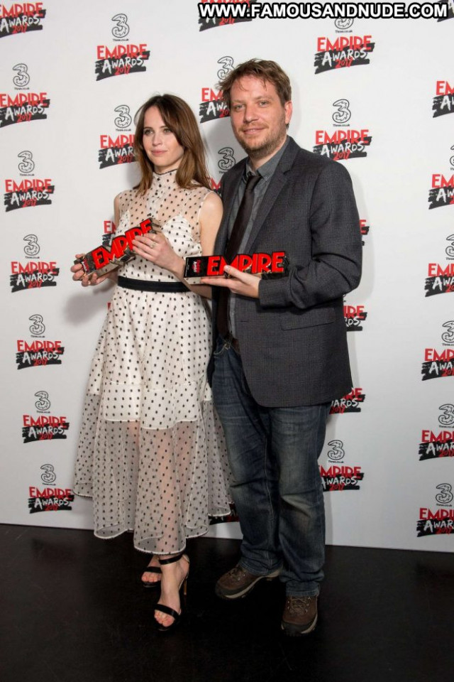 Felicity Jones No Source Awards Paparazzi Celebrity Posing Hot London