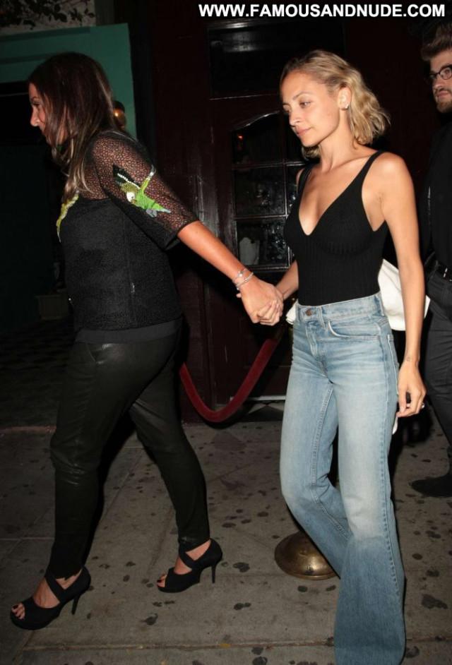 Nicole Richie West Hollywood Hollywood Celebrity West Hollywood Club