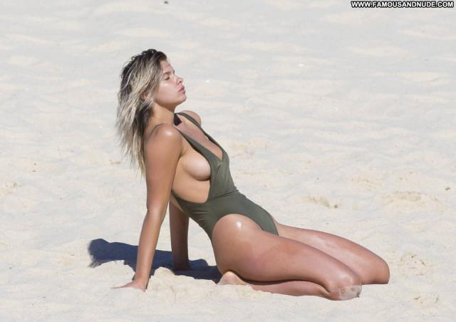 Claudia Galanti Topless Photoshoot Bikini Stunning Babe Photoshoot