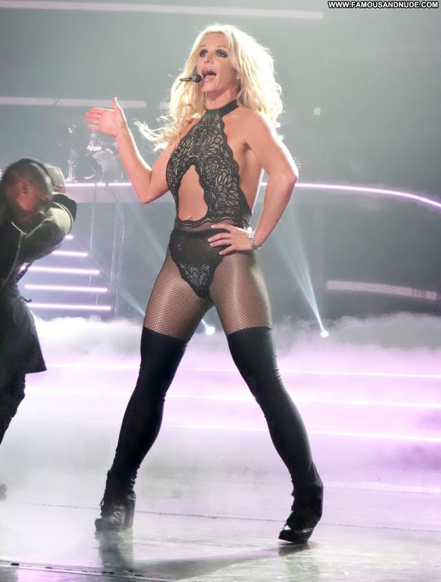 Britney Spears Las Vegas Teen American Hot Babe Celebrity Live