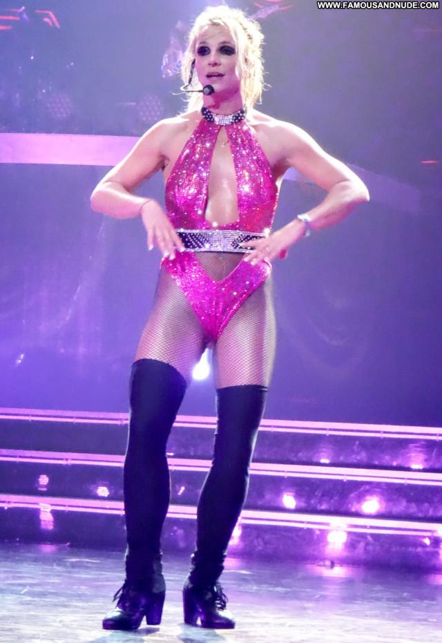 Britney Spears Las Vegas Singer Celebrity Live Lingerie Teen