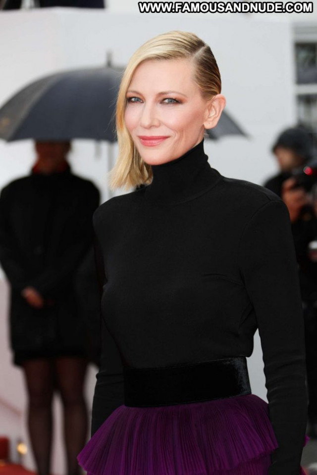 Cate Blanchett Cannes Film Festival Babe Beautiful Posing Hot