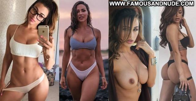 Ana Cheri Cover Girl Car Athletic Gym Stunning Model Hot Big Tits