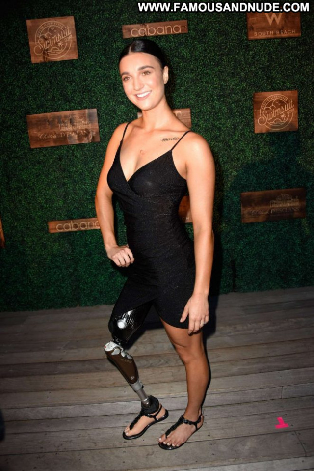 Brenna Huckaby Sports Illustrated Swimsuit Beautiful Swimsuit Party