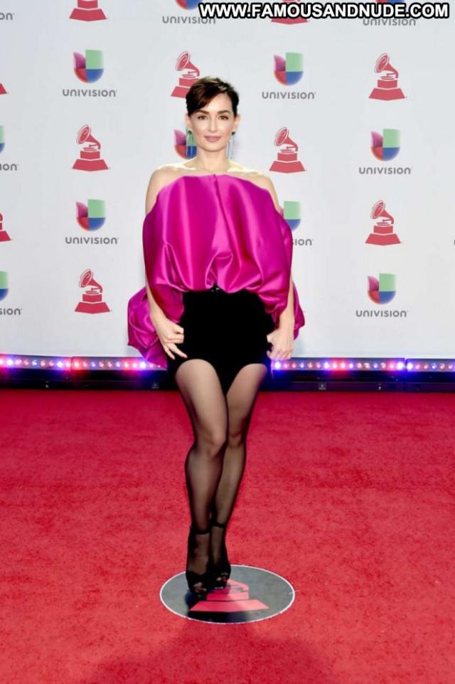 Ana De La Reguera Grammy Awards Posing Hot Beautiful Babe Latin