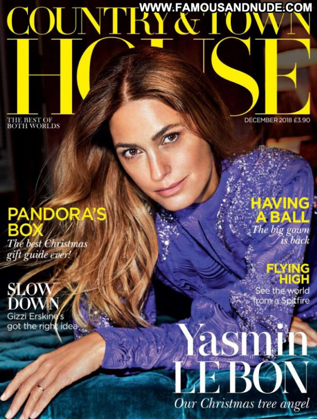 Yasmin Le Bon No Source Babe Magazine Paparazzi Beautiful Celebrity