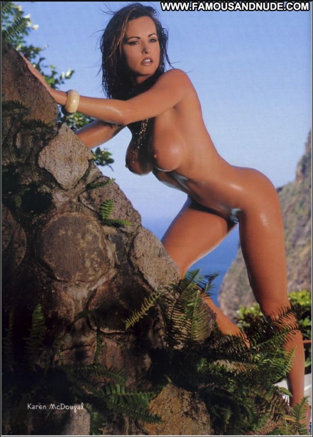 Karen Mcdougal No Source Photoshoot Teacher Playmate Sexy Babe