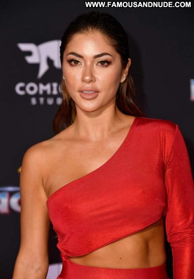 Arianny Celeste Los Angeles Posing Hot Angel Beautiful Celebrity Babe