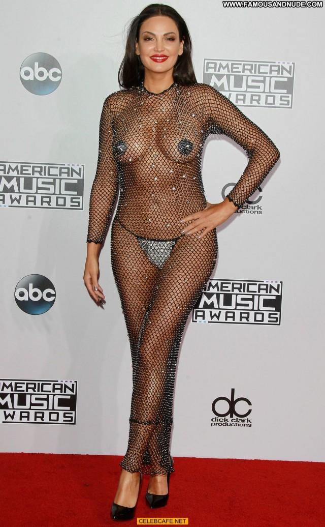 Bleona Qereti American Music Awards Celebrity Awards Babe Beautiful
