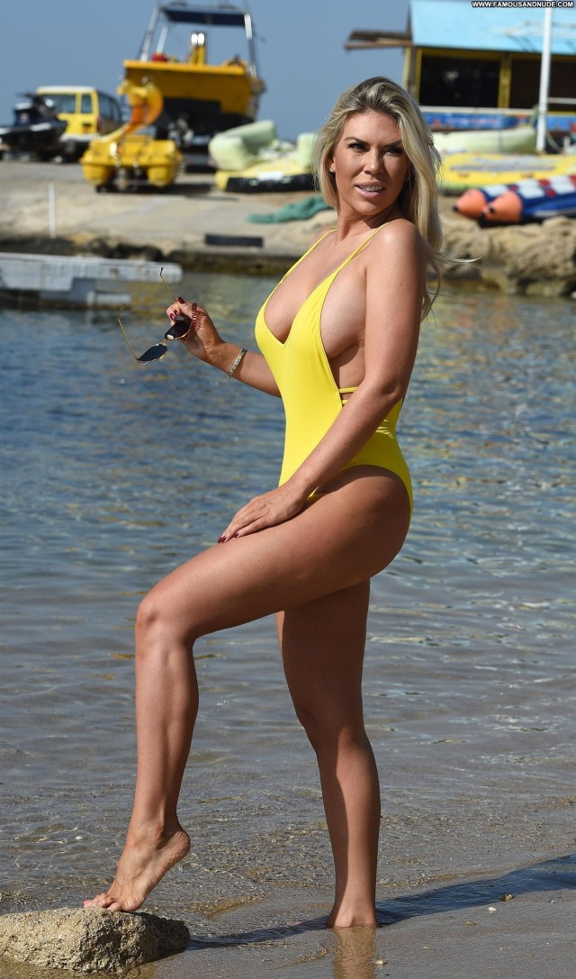 Frankie Essex The Beach Beautiful Reality Swimsuit Turkey Posing Hot