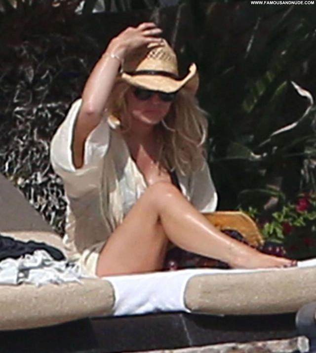 Jessica Simpson No Source Celebrity Posing Hot Babe Beautiful Bikini