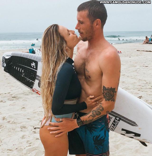 Alana Blanchard No Source Paparazzi Babe Posing Hot Beautiful