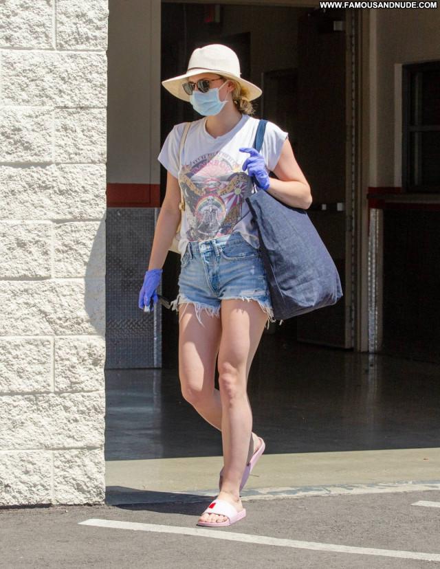 Lili Reinhart Los Angeles  Celebrity Paparazzi Babe Posing Hot
