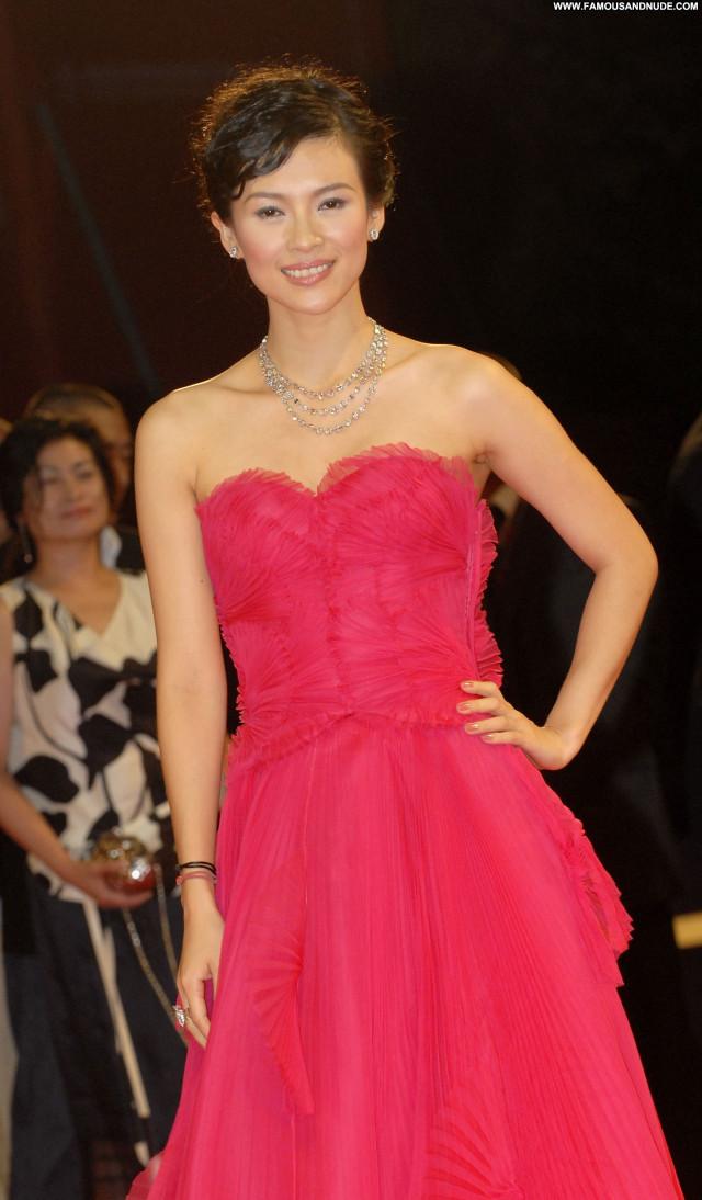 Zhang Ziyi No Source Celebrity Asian Beautiful Babe Posing Hot