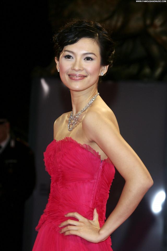 Zhang Ziyi No Source  Asian Celebrity Posing Hot Beautiful Babe