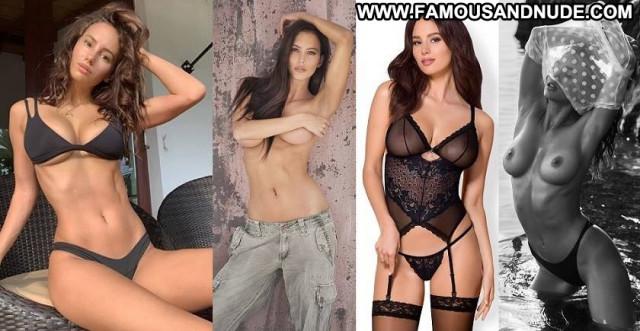Magdalena Perlinska No Source Topless Sex Lingerie Busty American