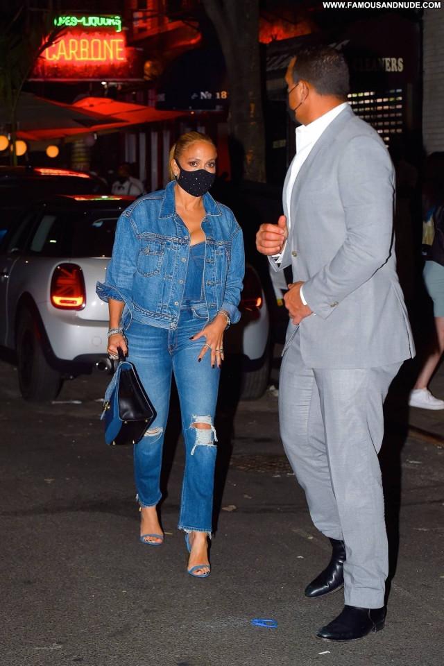 Jennifer Lopez No Source Posing Hot Celebrity Beautiful Paparazzi Babe
