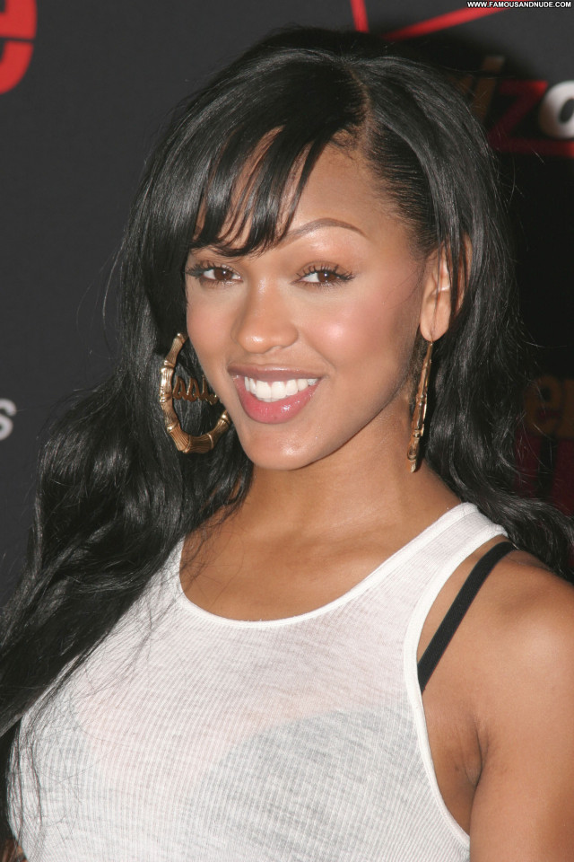 Meagan Good No Source Posing Hot Babe Asian Celebrity Beautiful