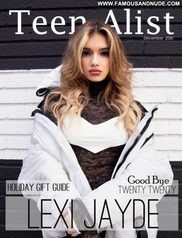 Lexi Jayde No Source Posing Hot Babe Beautiful Celebrity Sexy