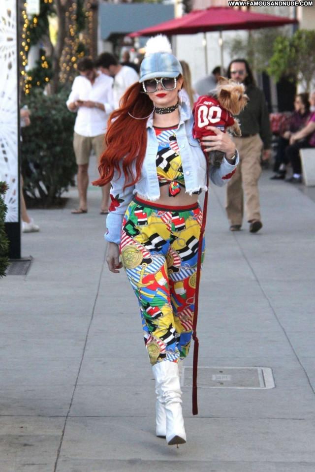 Phoebe Price Los Angeles Posing Hot Paparazzi Celebrity Babe Beautiful