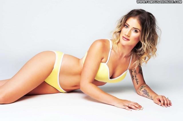 Katie Waissel No Source Bikini Singer Posing Hot Babe Photoshoot